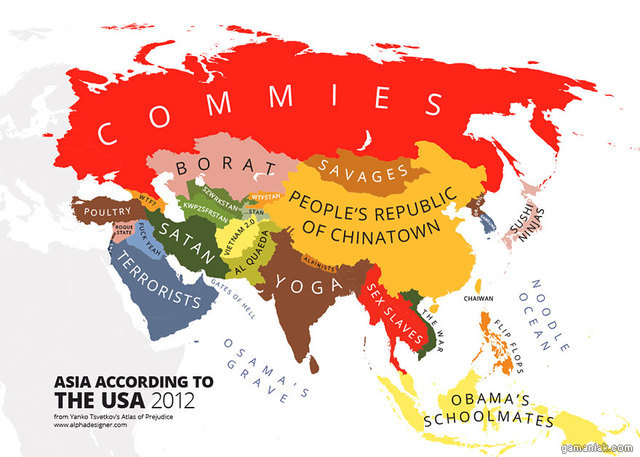 carte-asie-selon-usa-2012