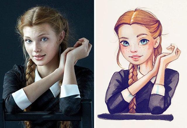 celebrites-dessinees-lera-kiryakova-21