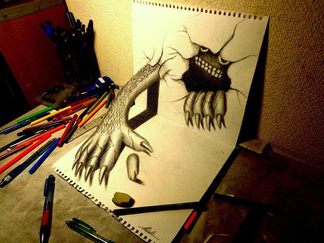dessins-3d-crayon-16
