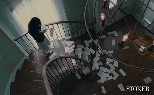 escalier-enveloppes