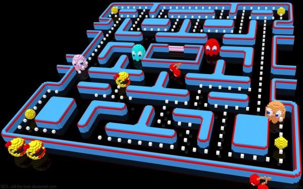 jeux-2d-3d-pacman