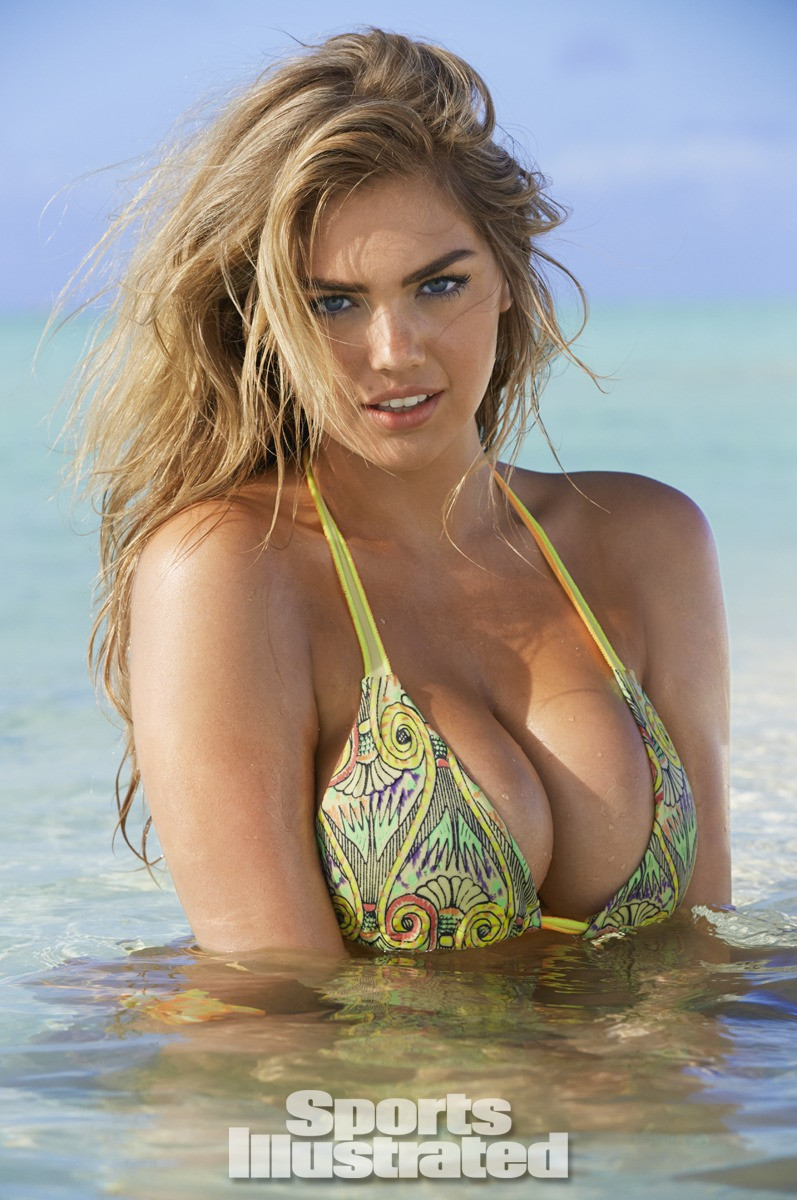 Kate Upton For Sports Illustrated Swimsuit Edition 2014 Check Out ...