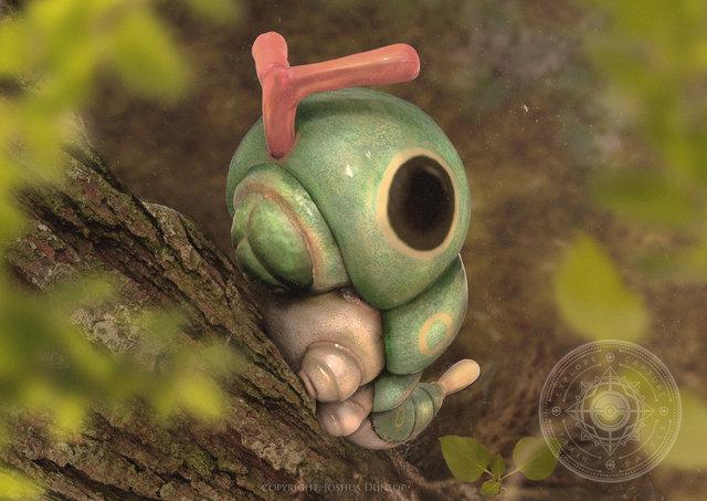 pokemons-realistes-joshua-dunlop-chenipan