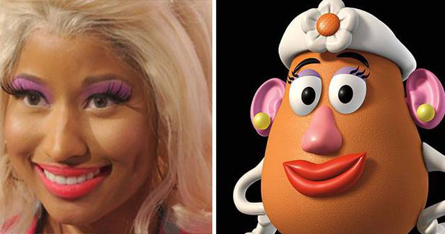 sosies-personnages-fictifs-nicki-minaj-madame-patate