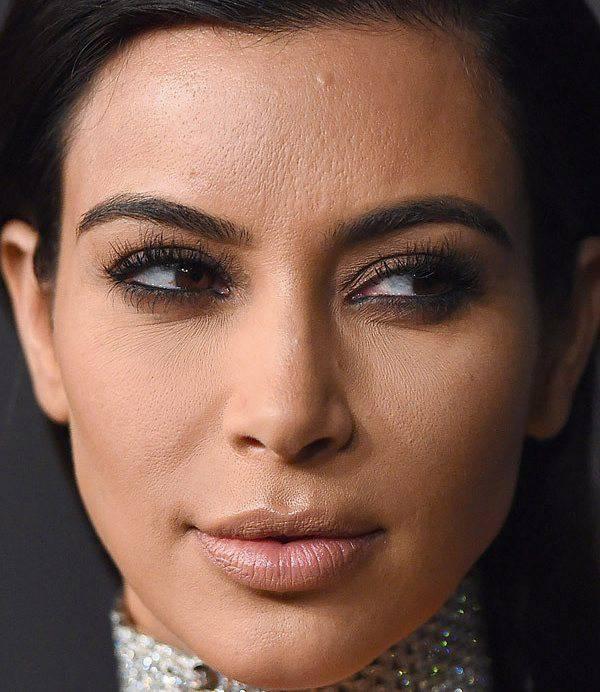 visage-celebrites-pres-kim-kardashian