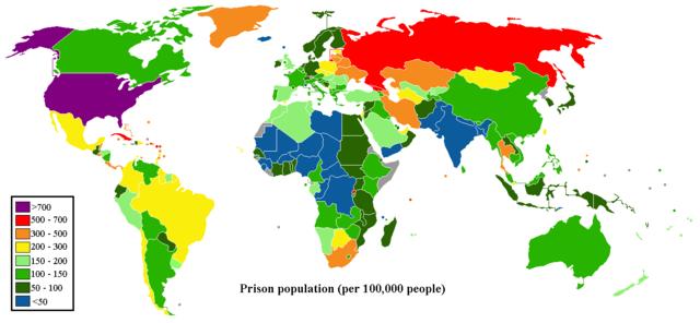 prisons-par-pays