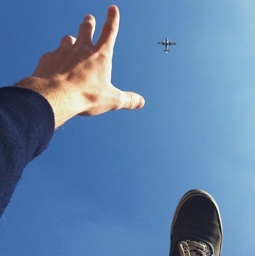 chute-dun-avion