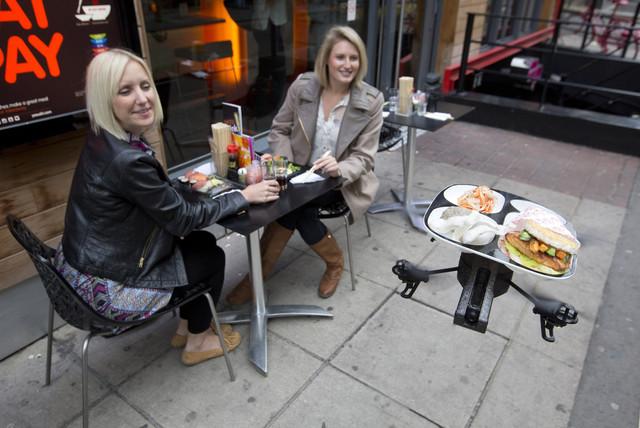 sushi-drones
