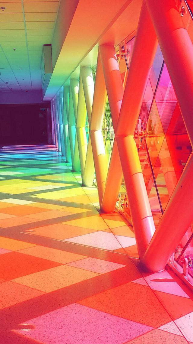vitres-colorees-aeroport-miami