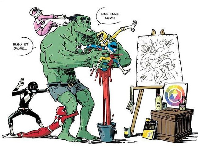 hulk-bleu-jaune-vert-power-rangers