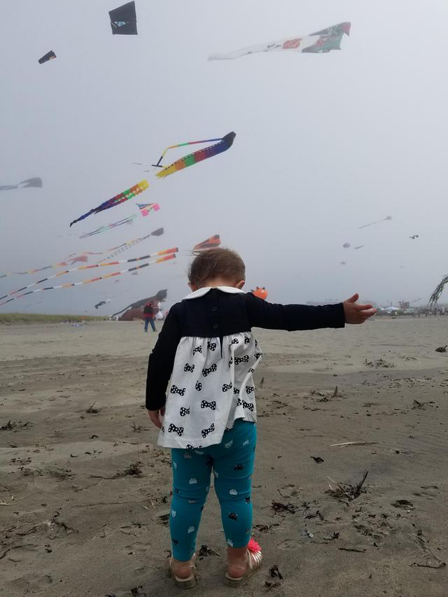 petite-fille-controle-cerfs-volants