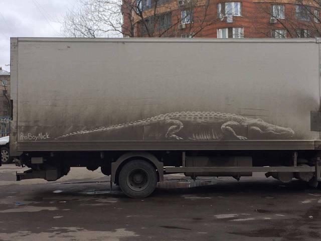 dessin-crocodile-camion-sale