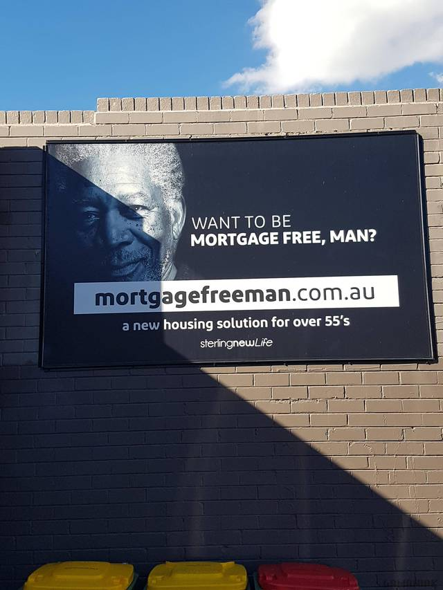 want-mortgage-free-man