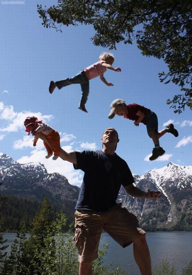 papa-jongle-enfants