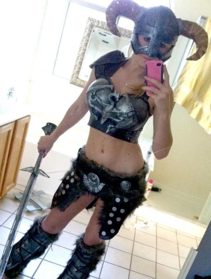 cosplay-skyrim