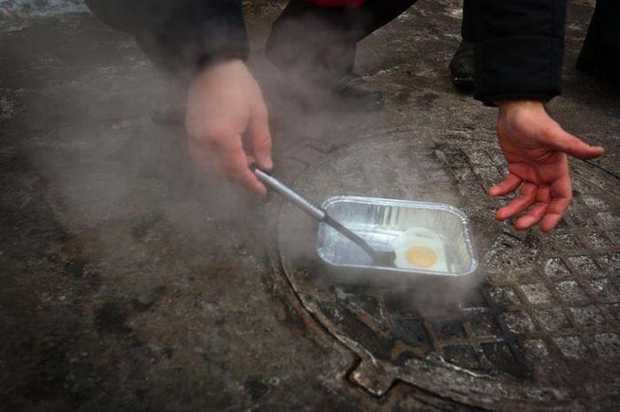 cuire-oeuf-chaleur-plaque-degout