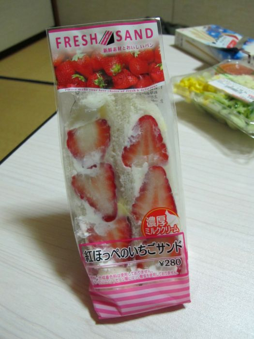 sandwich-fraise