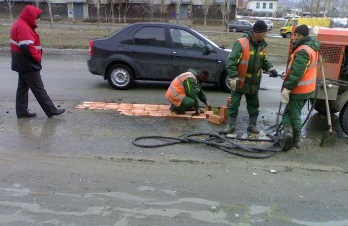 reparer-route-briques