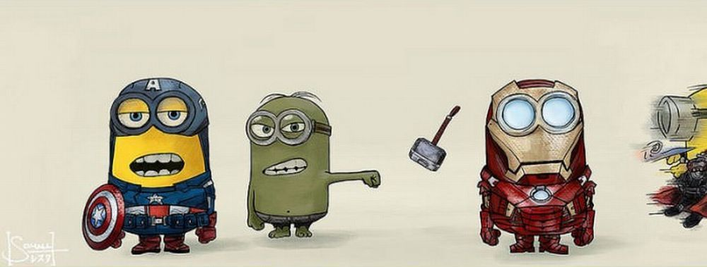 avengers-version-despicable-me