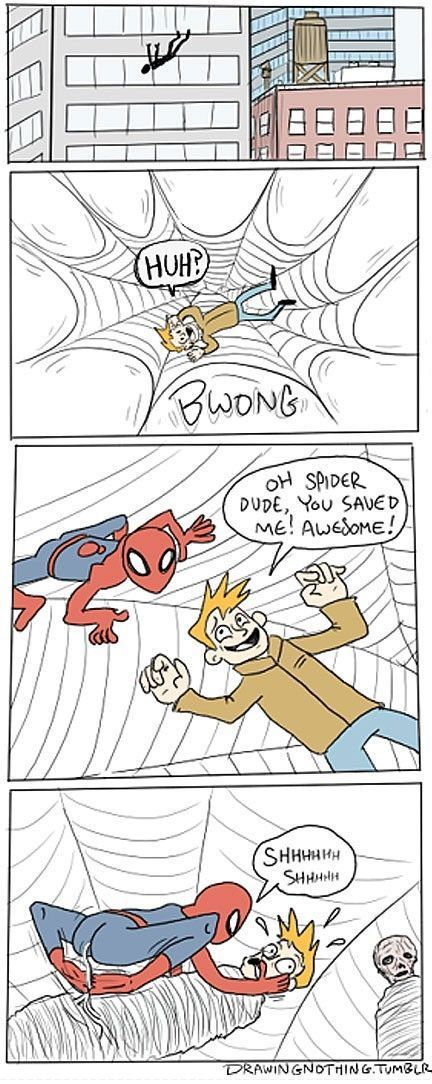 sauve-par-spideman