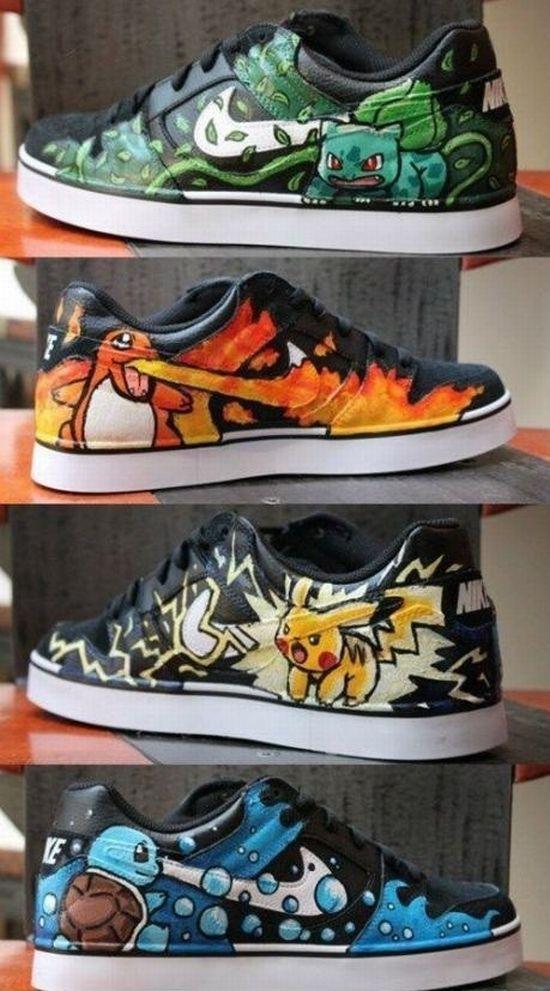 chaussures-pokemon
