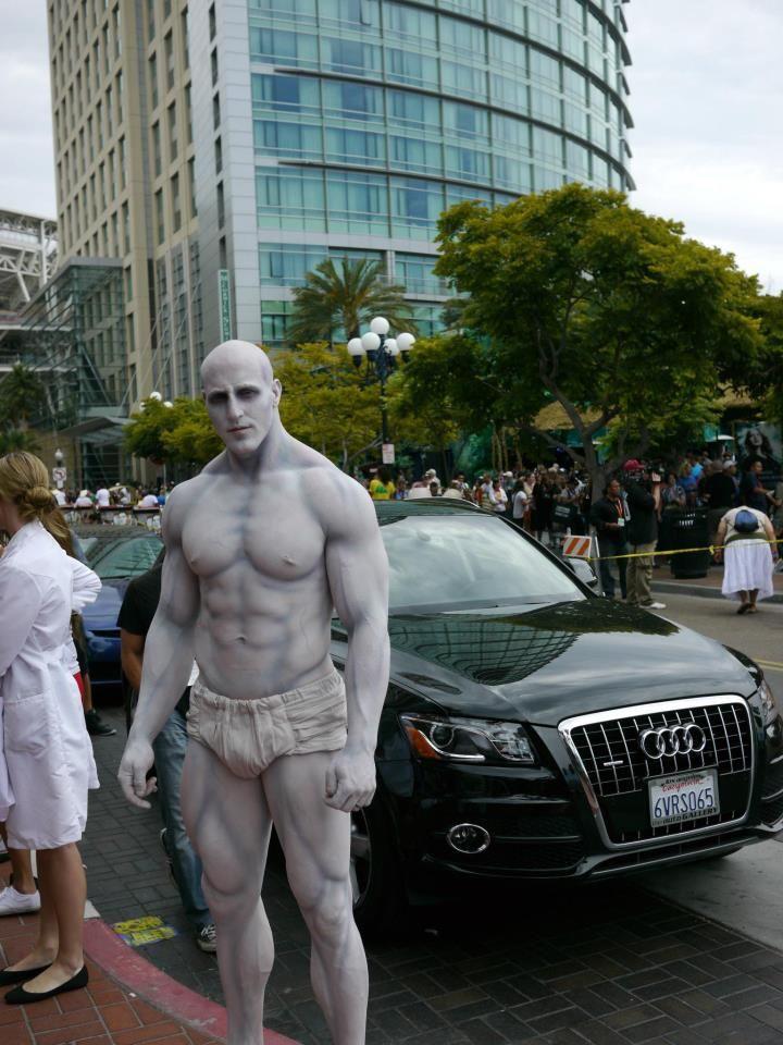 cosplay-blanc