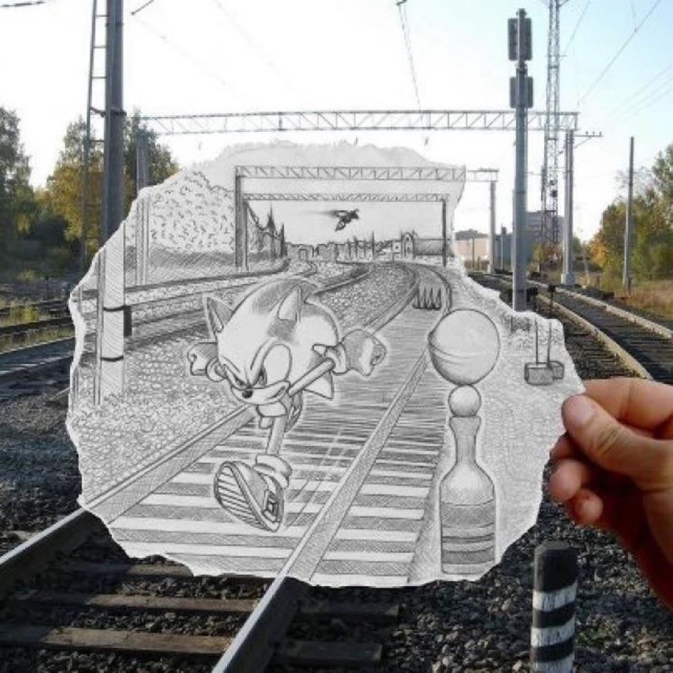 sonic-sur-les-rails-train