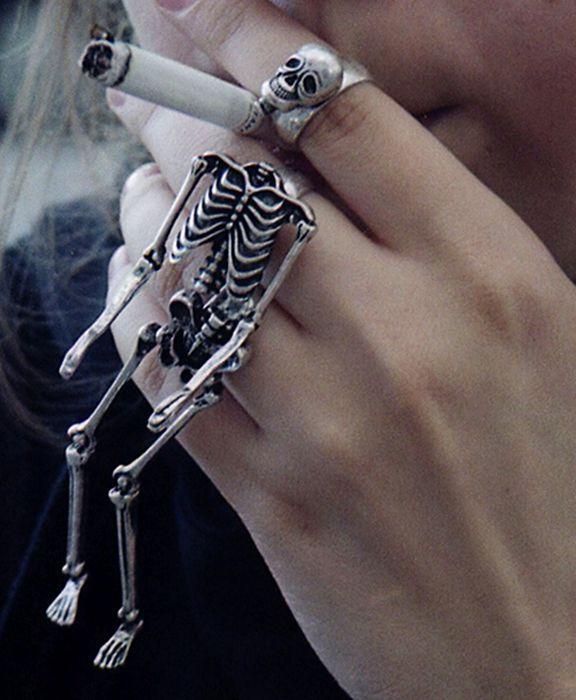 bague-tete-mort-squelette