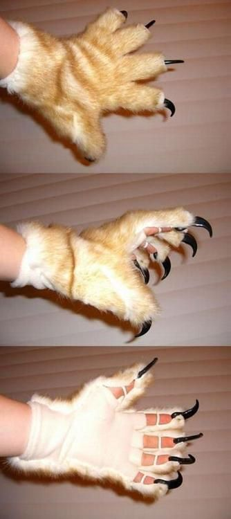 gant-avec-griffes-felin