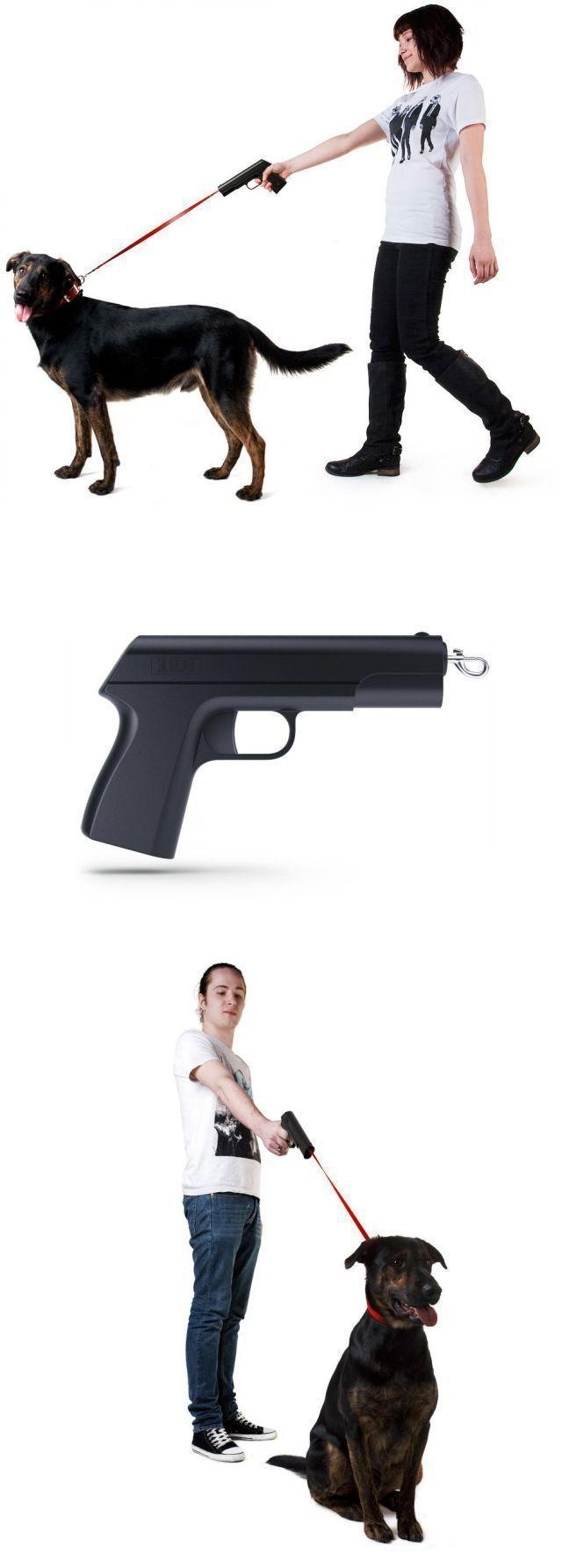 une-laisse-pistolet-pour-chien