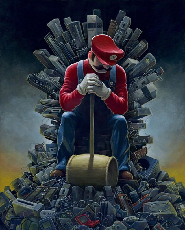 throne-of-mario