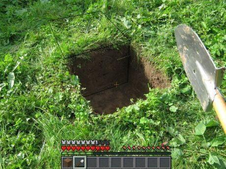 minecraft-irl