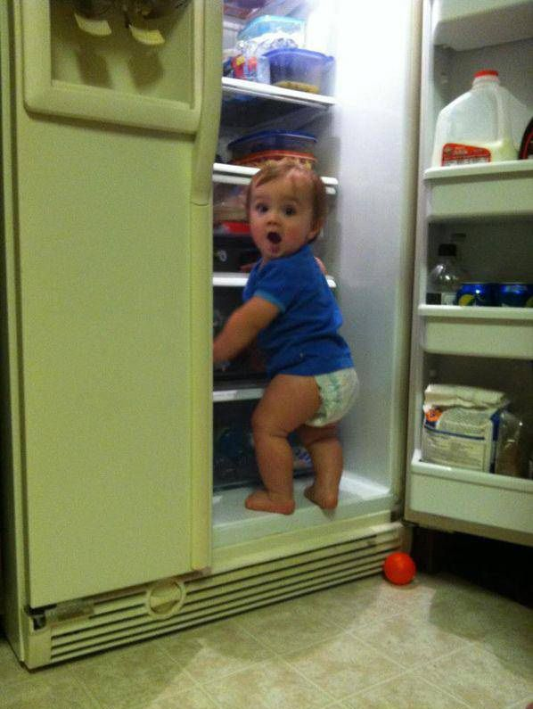 bebe-fouille-dans-frigo