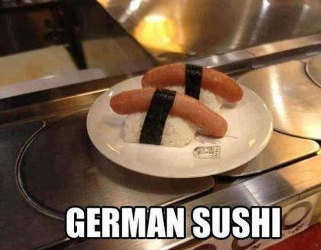 sushi-allemand
