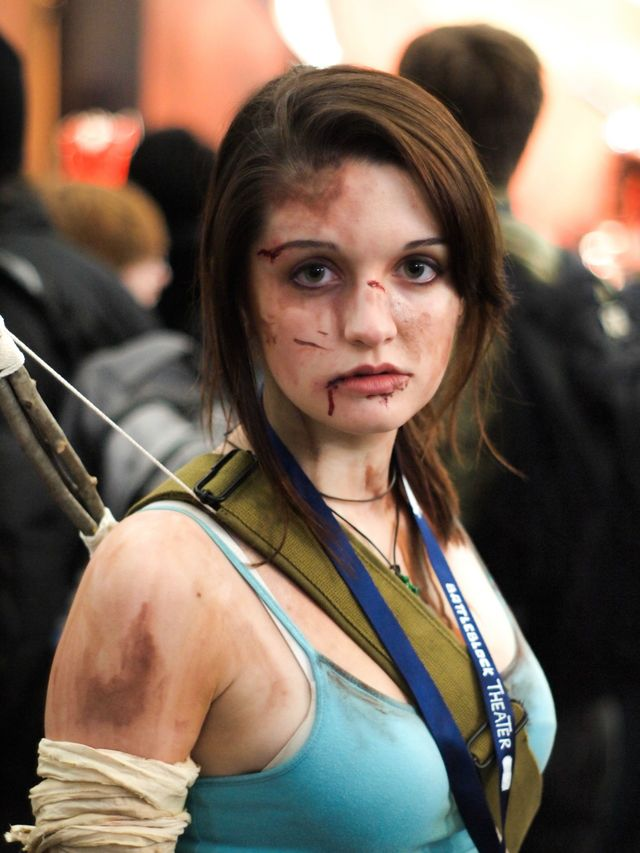 cosplay-lara-croft-blessee
