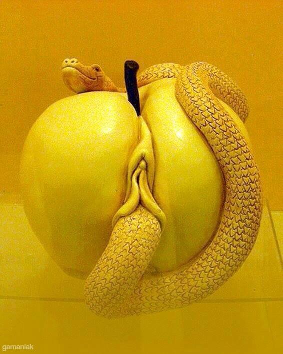 pomme-serpent-vagin