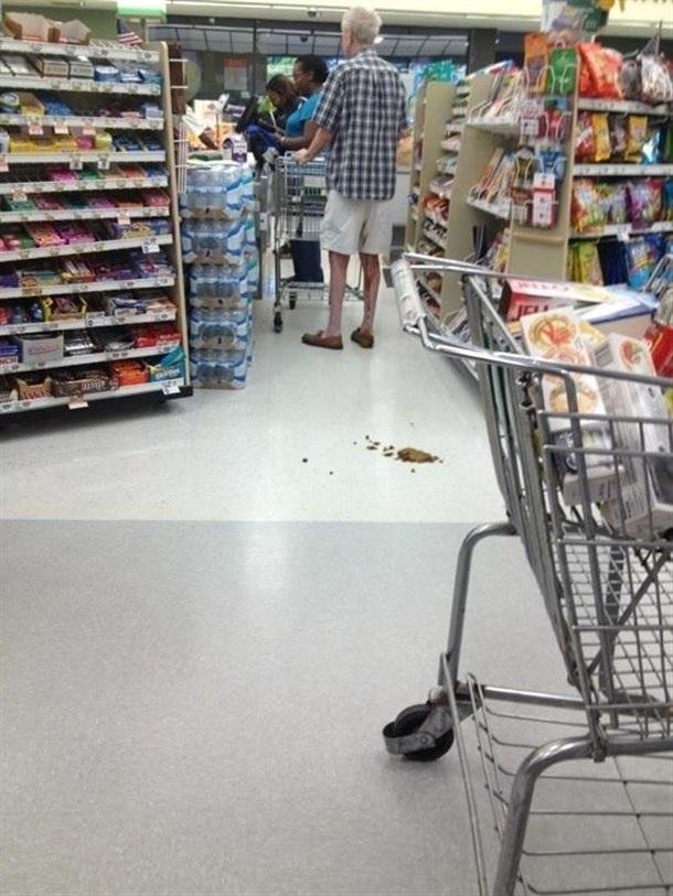 caca-supermarche