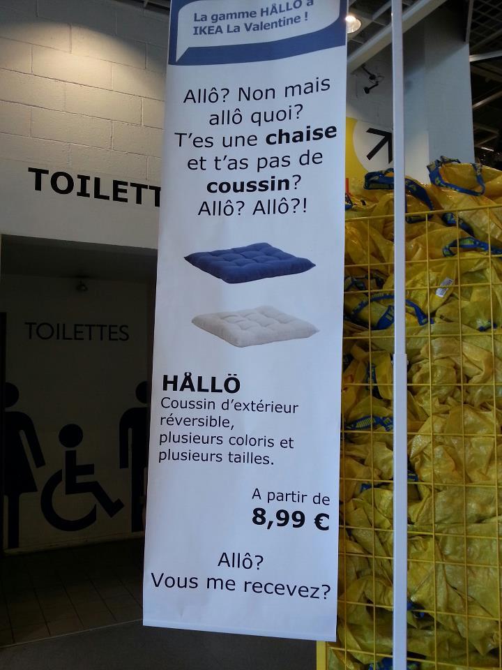 Image Hallo Ikea