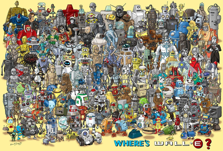 Image Trouvez Wall-E