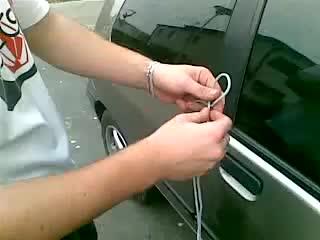 Ouvrir voiture sans clef