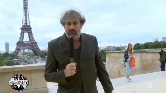 Groland fait peur aux chinois paris - Faire peur aux oiseaux jardin ...
