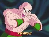 DBZ - Le Kikoho de Tenshinhan en Japonais vs Français