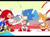 Intro animée de Sonic Mania