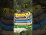 Du Rafting avec 6 radeaux