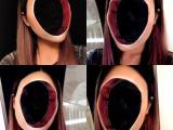 Un trou noir dans le visage